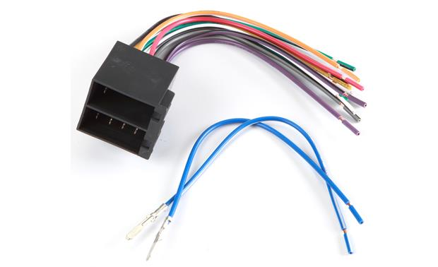Metra 70-1784 Receiver Wiring Harness Connect a new car stereo in
