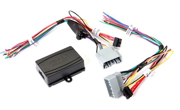 Crux SOOCR-26 Wiring Interface Connect a new car stereo and retain