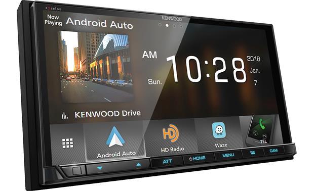 Kenwood Excelon DMX905S Digital multimedia receiver (does not play