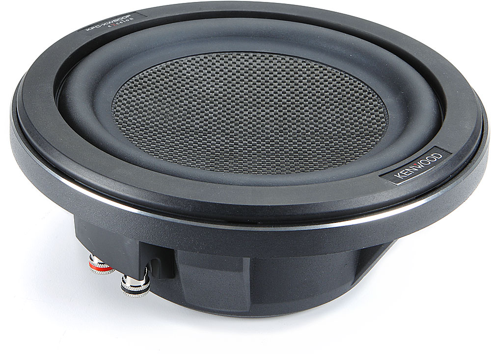 Kenwood Excelon KFC-XW800F Shallow-mount 8\
