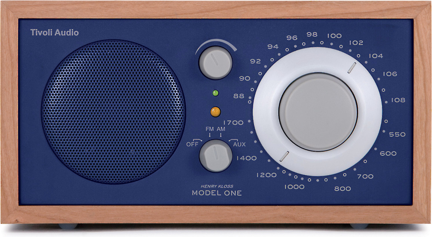 Tivoli Audio Model One Alternative Tivoli Audio Model One Cherry Blue