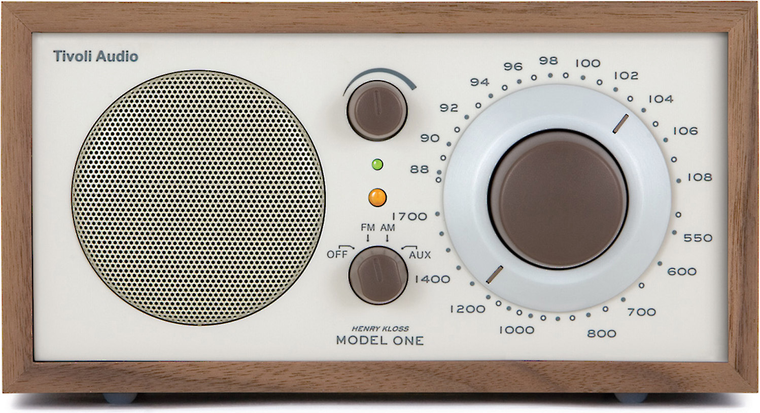 Tivoli Radio Sale Tivoli Audio Model One Walnut Beige