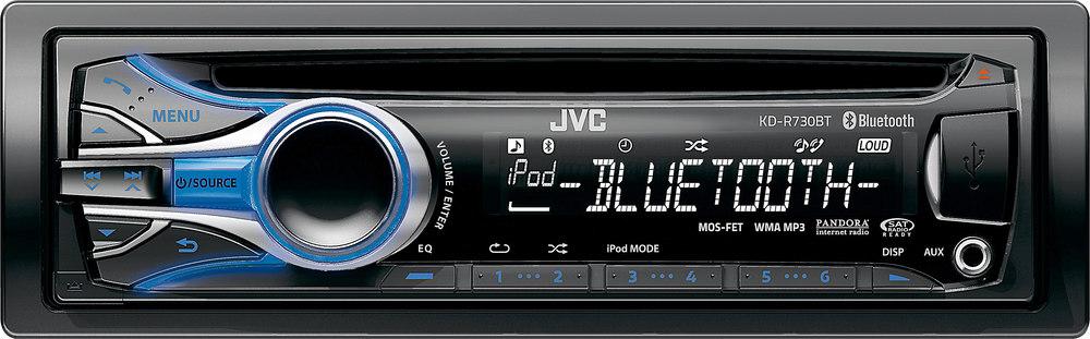jvc kd r730bt car stereo wiring diagram