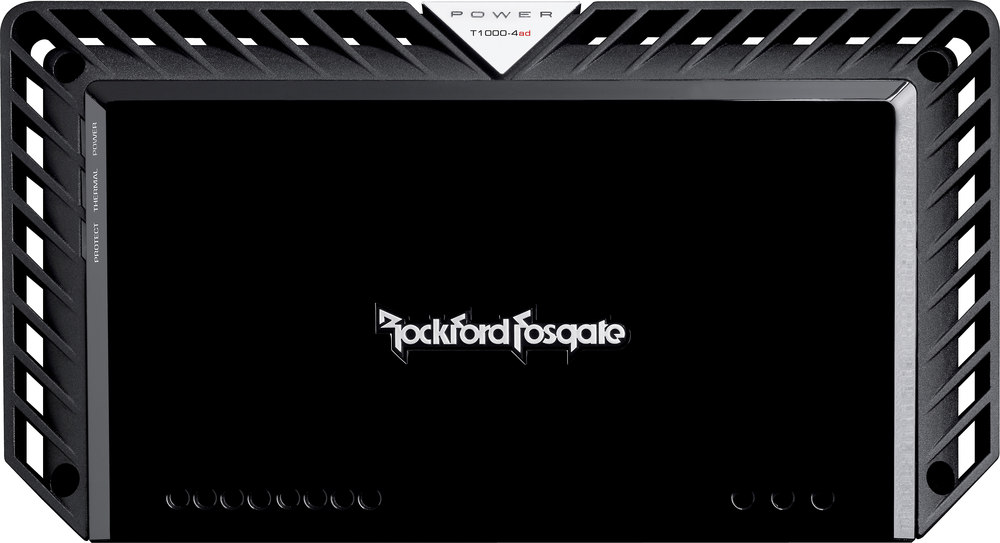 Rockford Fosgate Wiring Diagram Car - Wiring Solutions