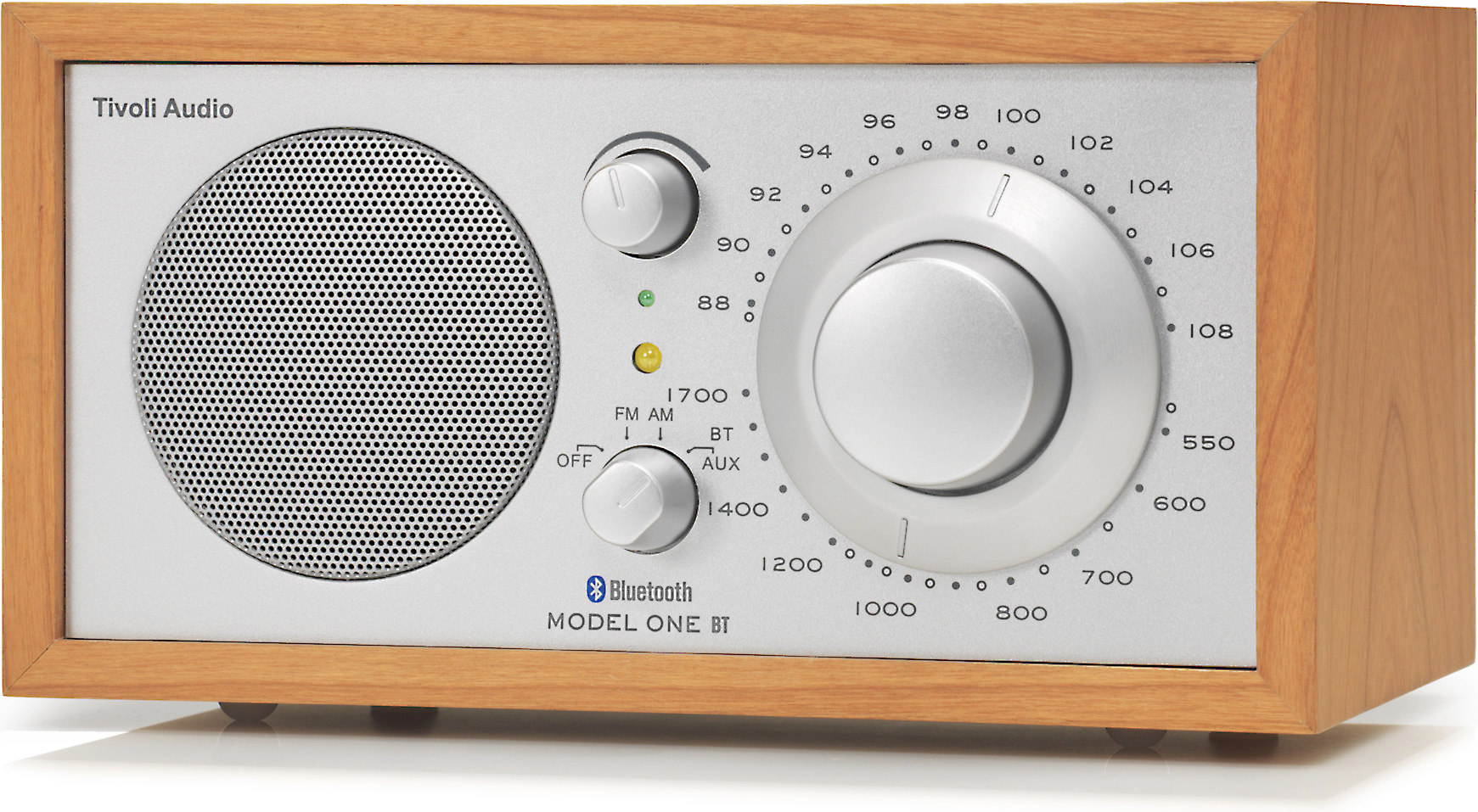 Tivoli Radio Sale Tivoli Audio Model One Bt Cherry Silver