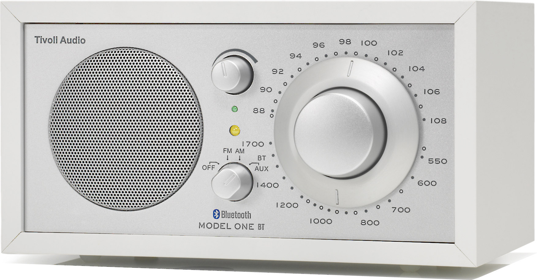 Tivoli Audio Model One Alternative Tivoli Audio Model One Bt White Silver