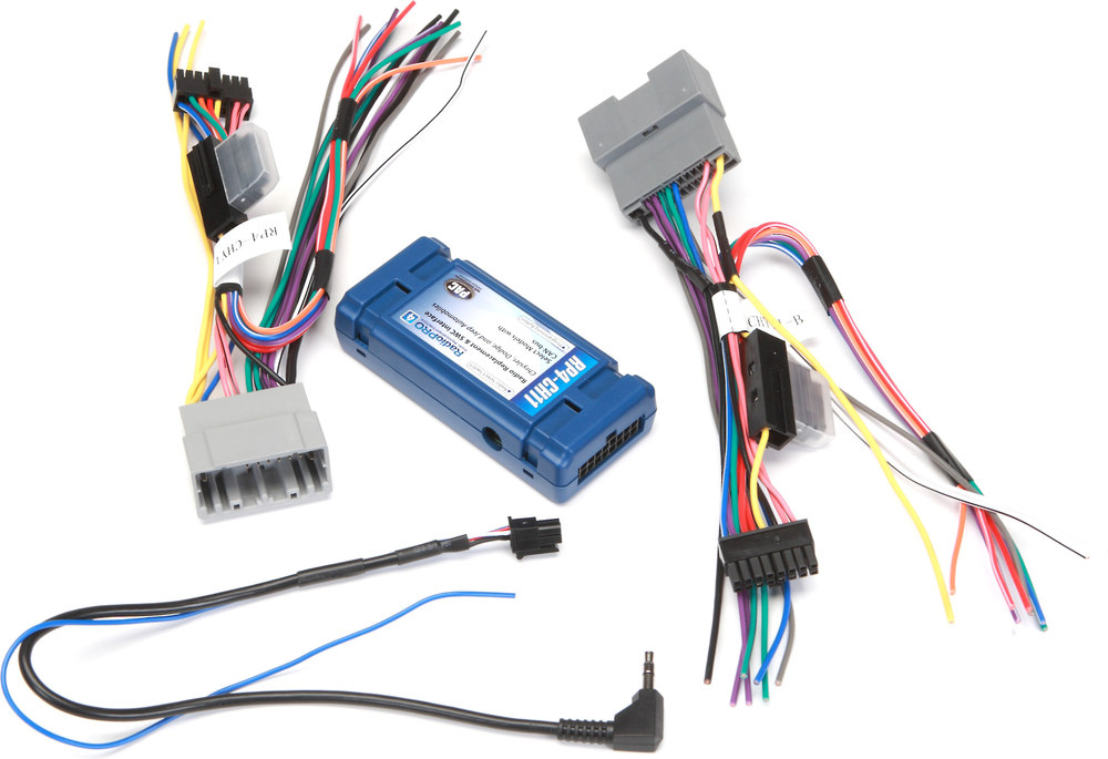 2006 Gmc Envoy Bose Stereo Wiring Diagram Pac Rp4 Ch11 Wiring Interface Connect A New Car Stereo And