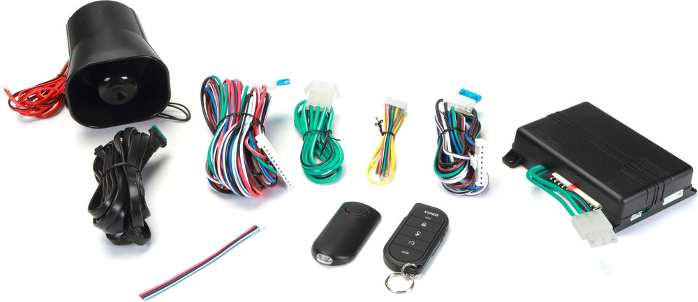 Viper Remote Start System Installation