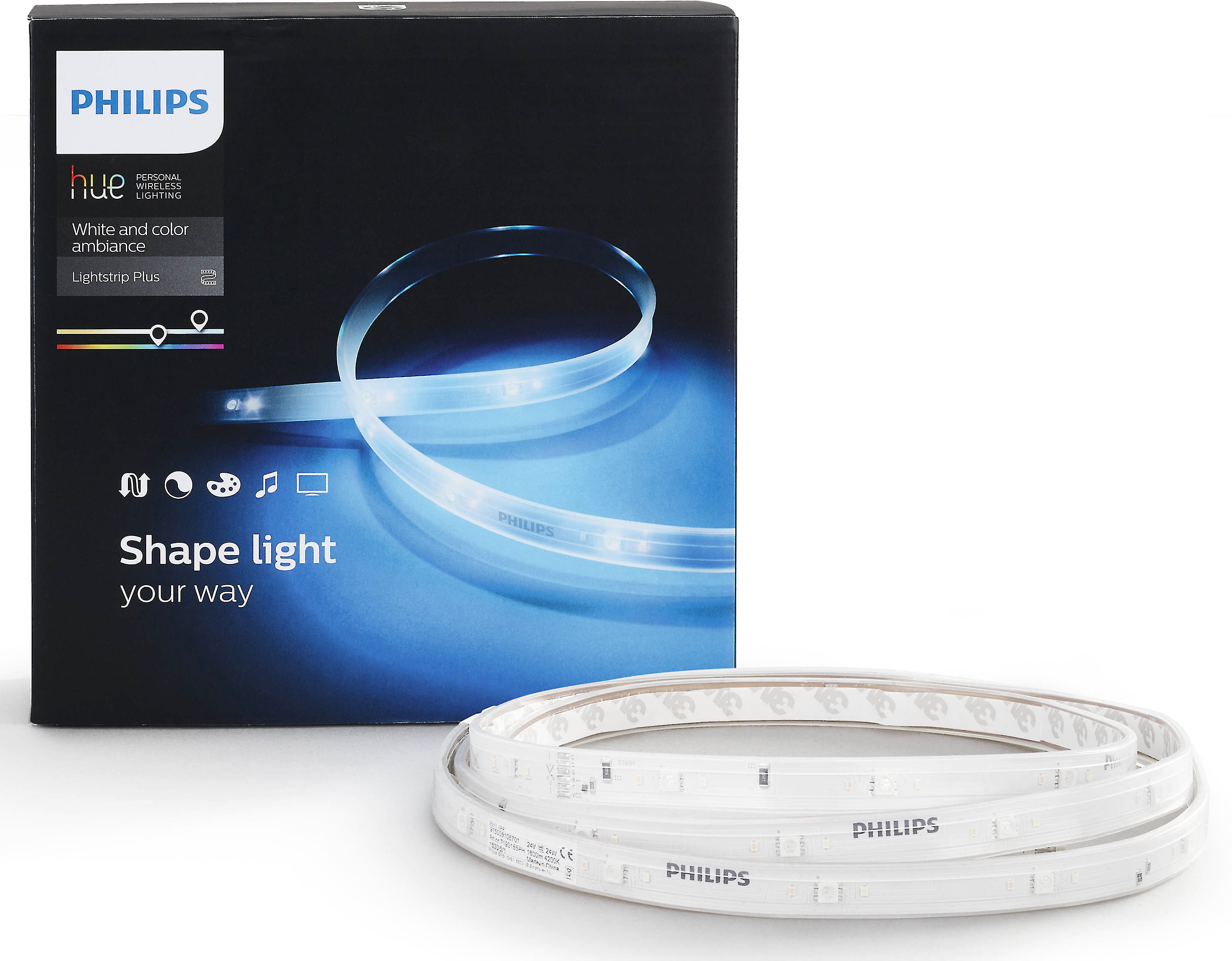 Philips Hue Led Lightstrip Plus Philips Hue Lightstrip Plus