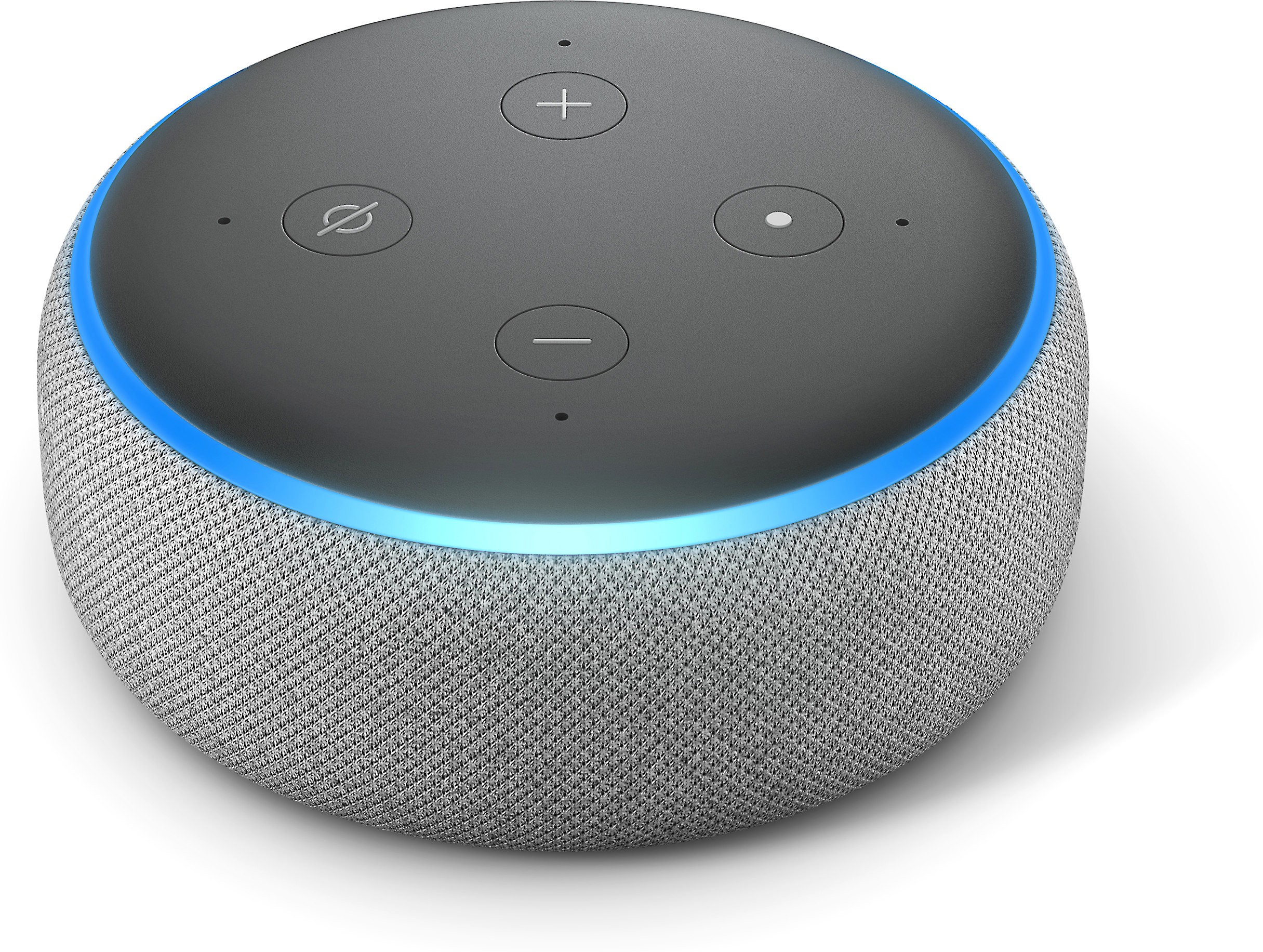 Echo Dot Installation Amazon Echo Dot 3rd Generation Gray