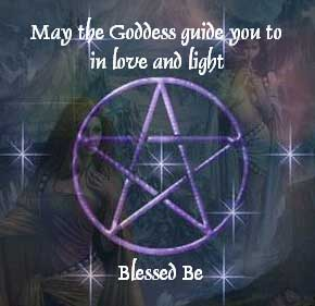 Christian Wallpaper Fall Happy Birthday May The Goddess Guide You To In Love And Light Blessed Be
