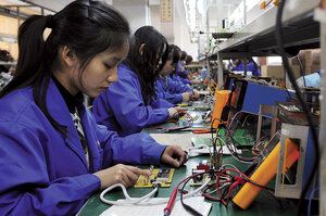 india links women s safety and economic growth csmonitor com 3