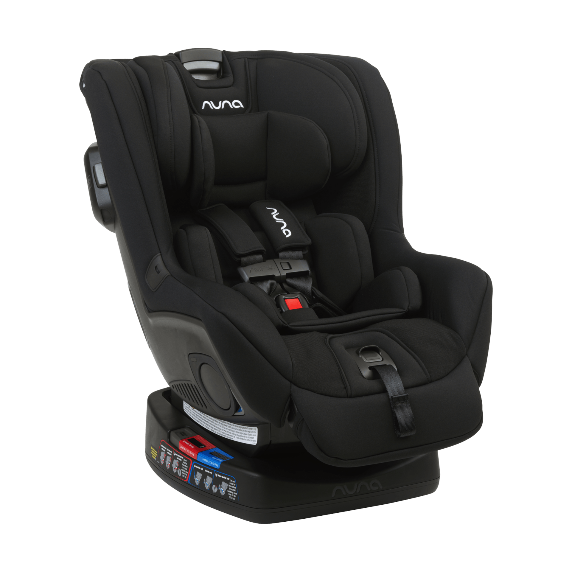 Travel System With Convertible Car Seat Nuna 2019 Rava Convertible Car Seat Caviar