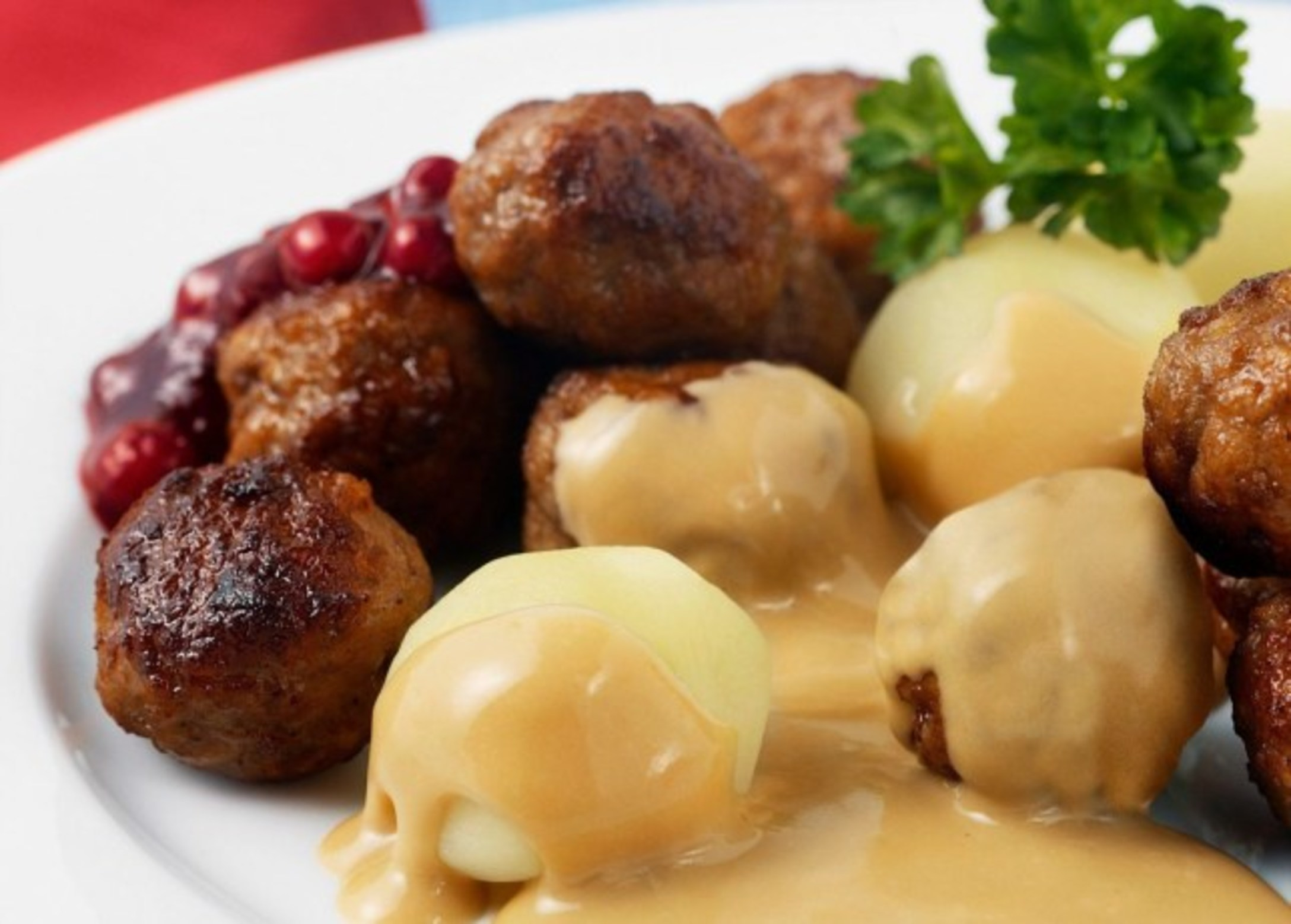 Ikea Shares Their Iconic Swedish Meatball Recipe So We Can All Make It At Home Mom Com