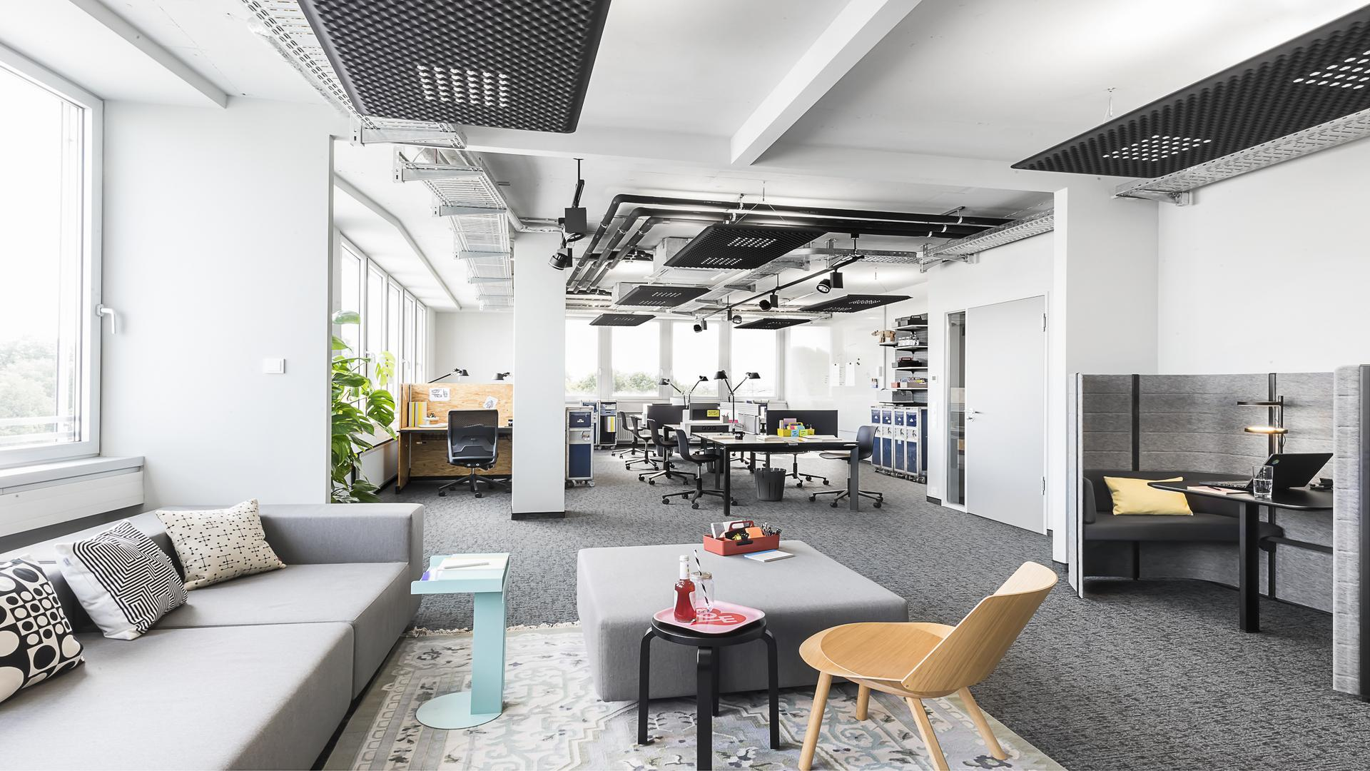 Loft Stuttgart Work Loft - Die Alternative Zum Großraumbüro I Design Offices
