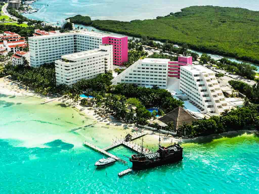 Cancun Trip Cancun Mexico All Inclusive Vacation Deals Sunwing Ca