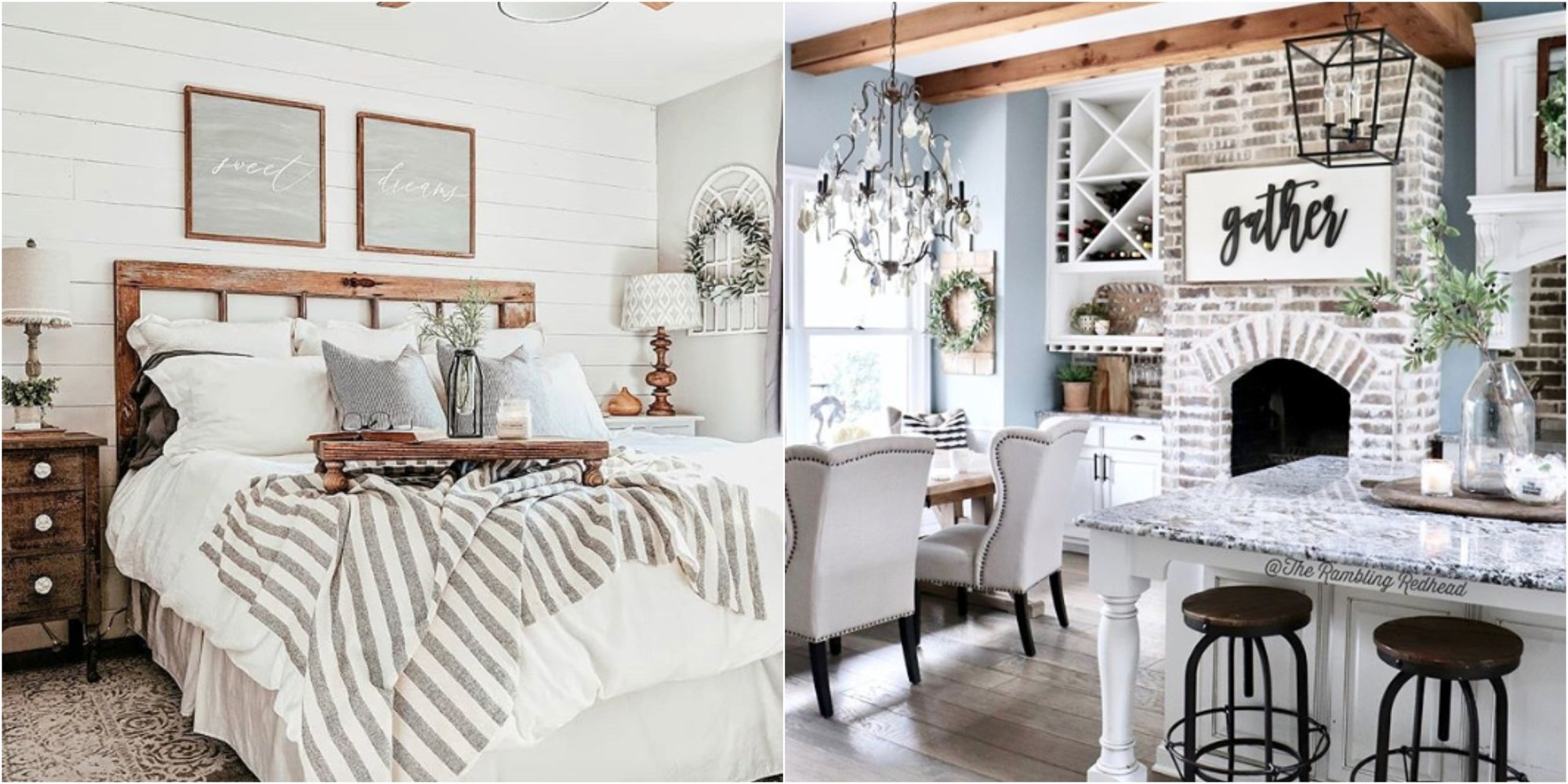 40 Modern Farmhouse Inspired Homes Cafemom Com