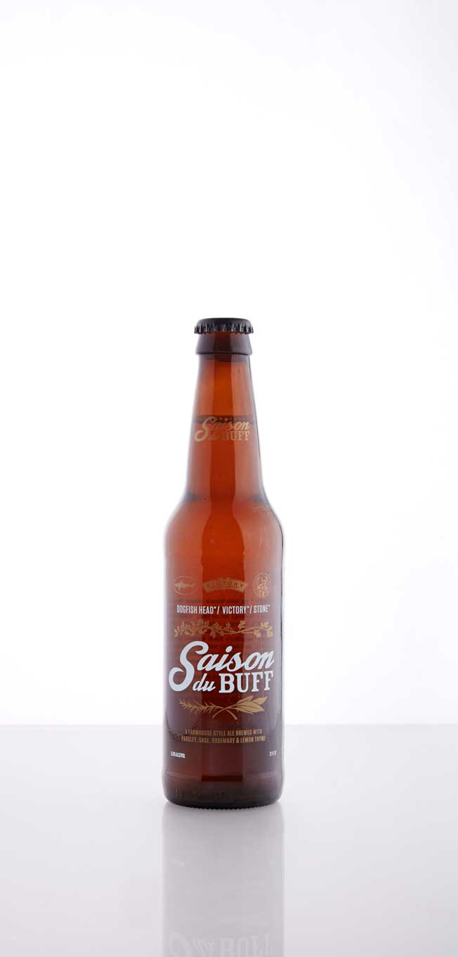 Saison Belgian Farmhouse Ale Review Stone Brewing Company Dogfish Head Brewery Saison Du Buff