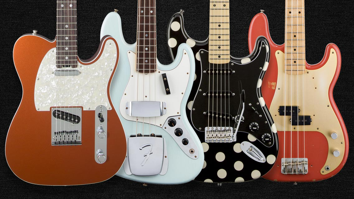 What Are Alnico Pickups? Fender Guitars