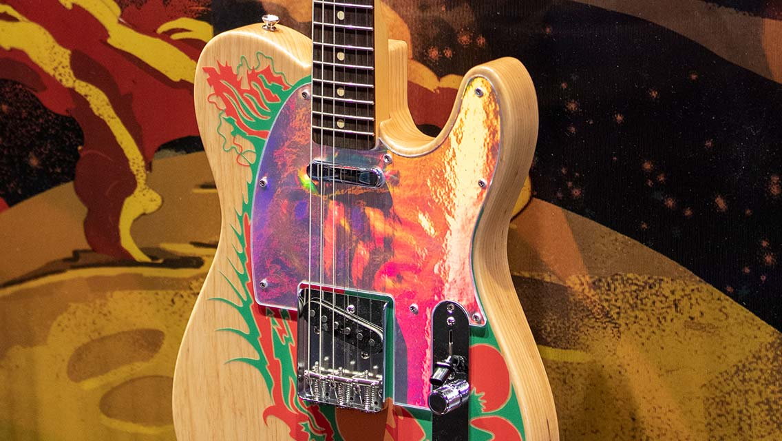 Chasing the Dragon The Magical Mystery of Jimmy Page\u0027s Painted