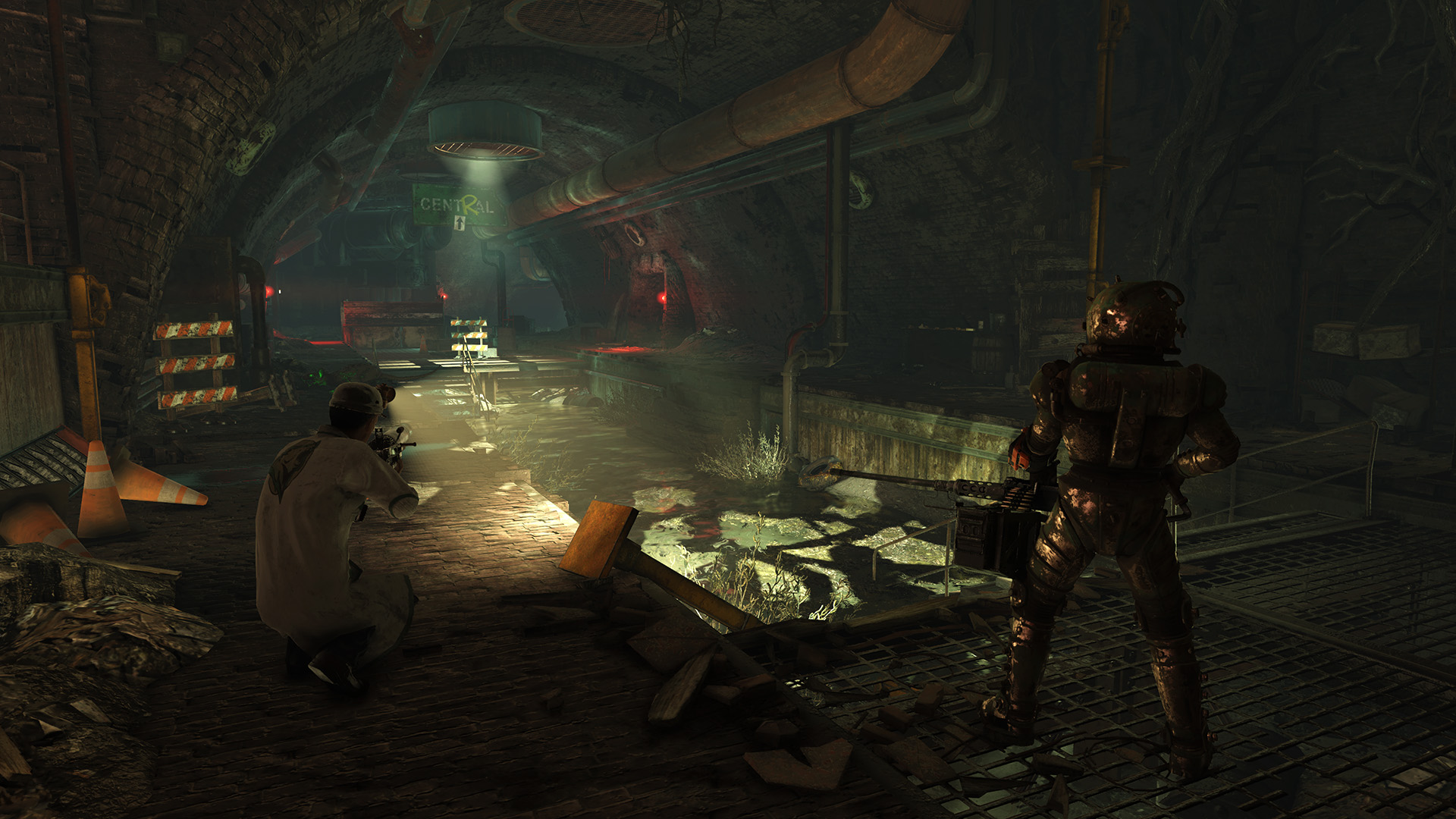 Fallout 76 Fallout 76 Inside The Vault The Burrows And Camera Preview