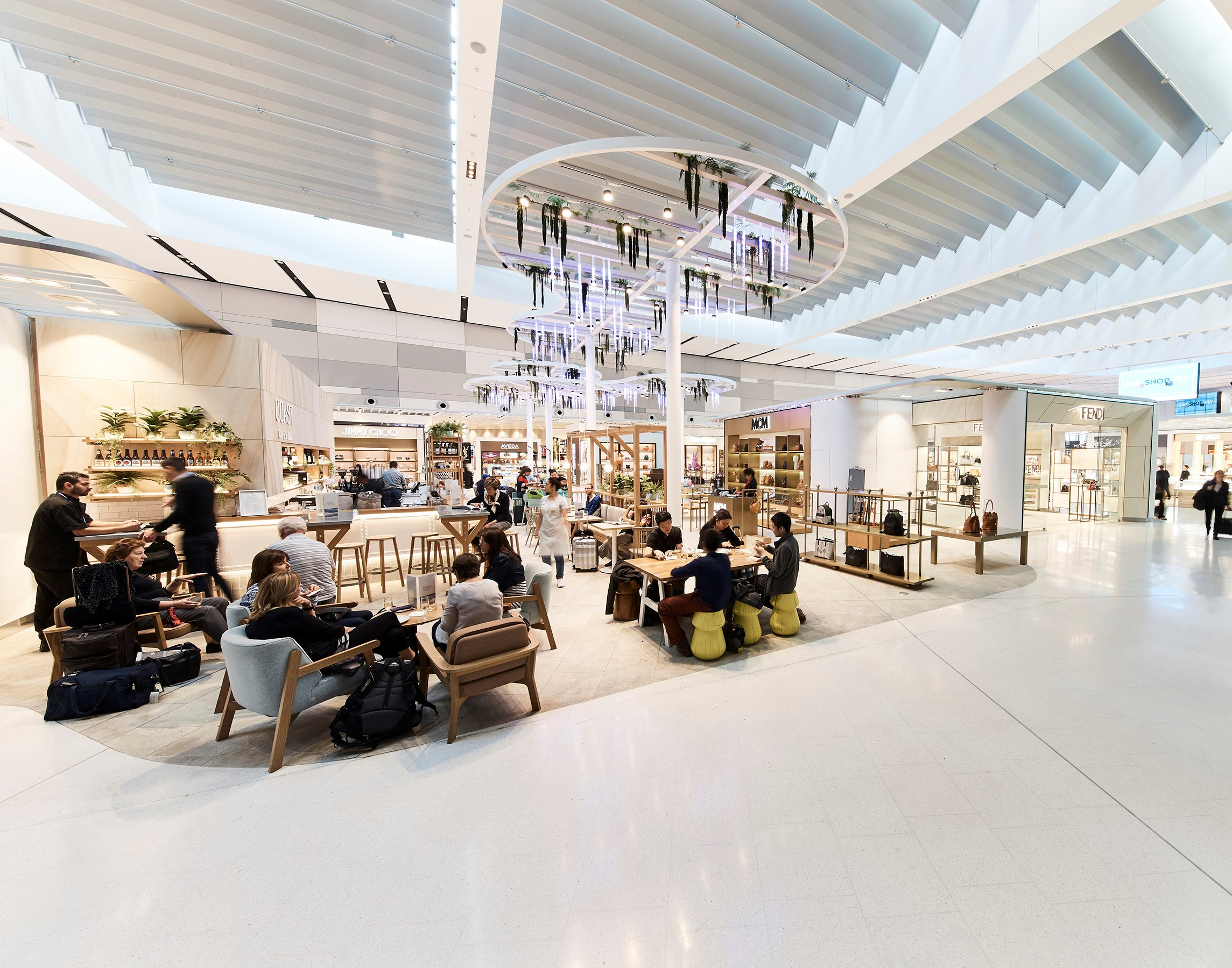 Sydney Airport Shops Planning And Projects