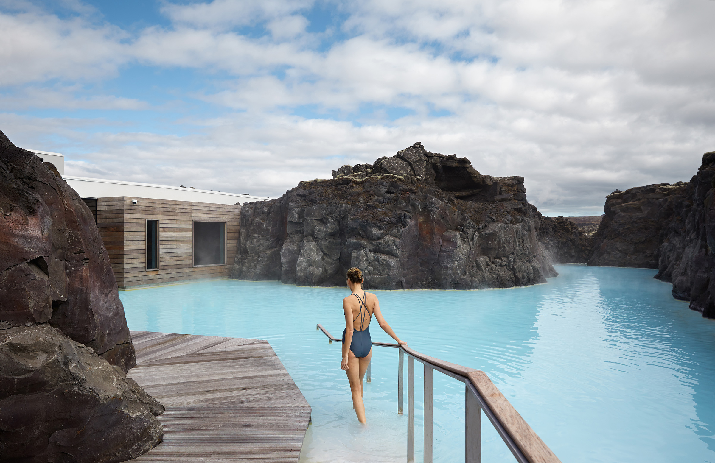 Zwembad Does Blue Lagoon Iceland Geothermal Spa