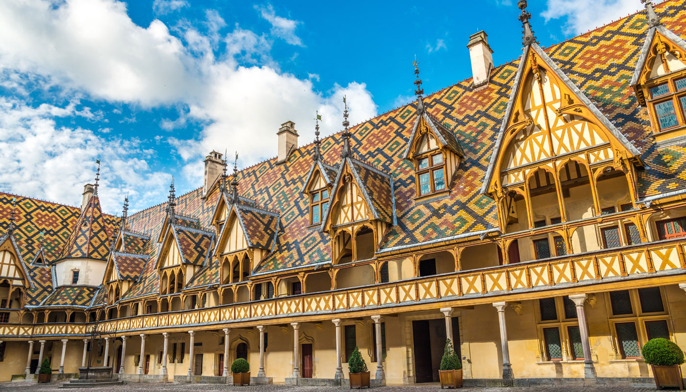 Beaune Hotel The Hospices De Beaune
