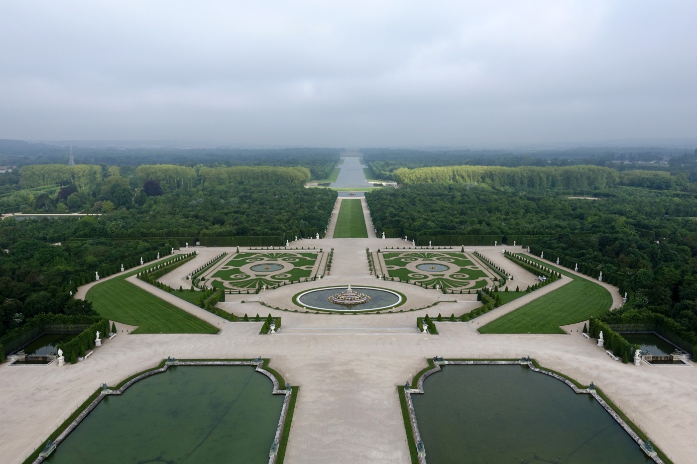Versaille Jardin A Winter Voyage At The Palace Of Versailles In Conjunction With The Pa