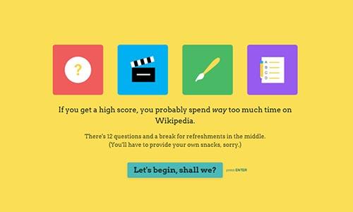 Make Online Trivia Quizzes\u2014Free, No Coding Needed Typeform Templates