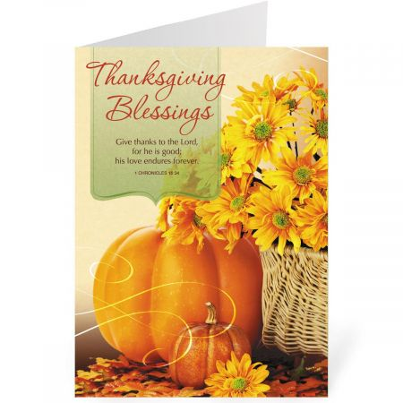 Expressions of Faith Thanksgiving Cards Current Catalog
