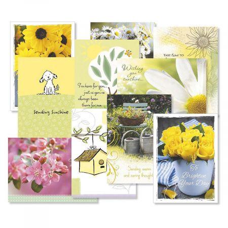 Get Well Cards Value Pack - 20 set Current Catalog