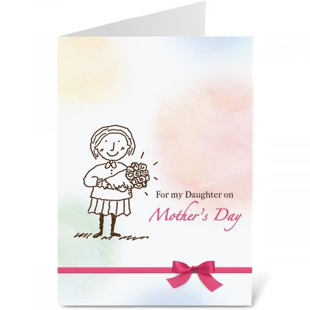 To My Daughter\u2026 Mother\u0027s Day Card Current Catalog