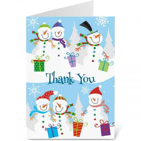Holiday Thank You Note Cards Current Catalog