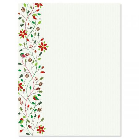 Holiday Twist Christmas Letter Papers Current Catalog