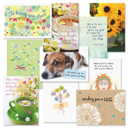 Get Well Cards Value Pack Current Catalog