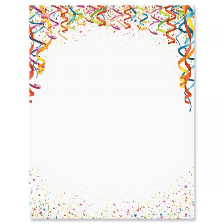 Celebration Confetti Letter Papers Current Catalog