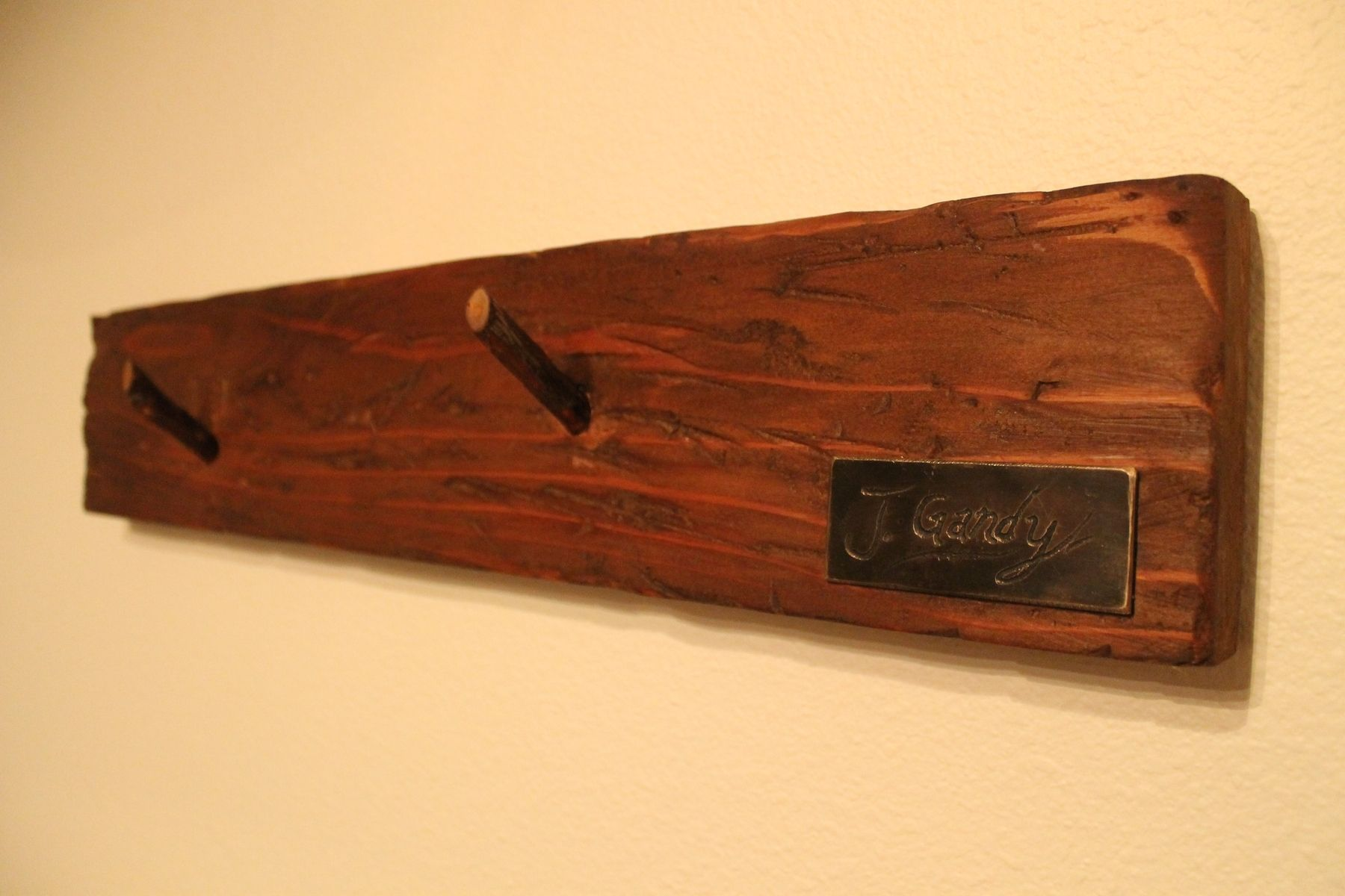 Hand Crafted Personalized Gun Rack By West By Southwest