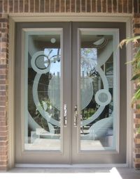 Hand Crafted Residential Front Entry Doors by Ellen Abbott ...