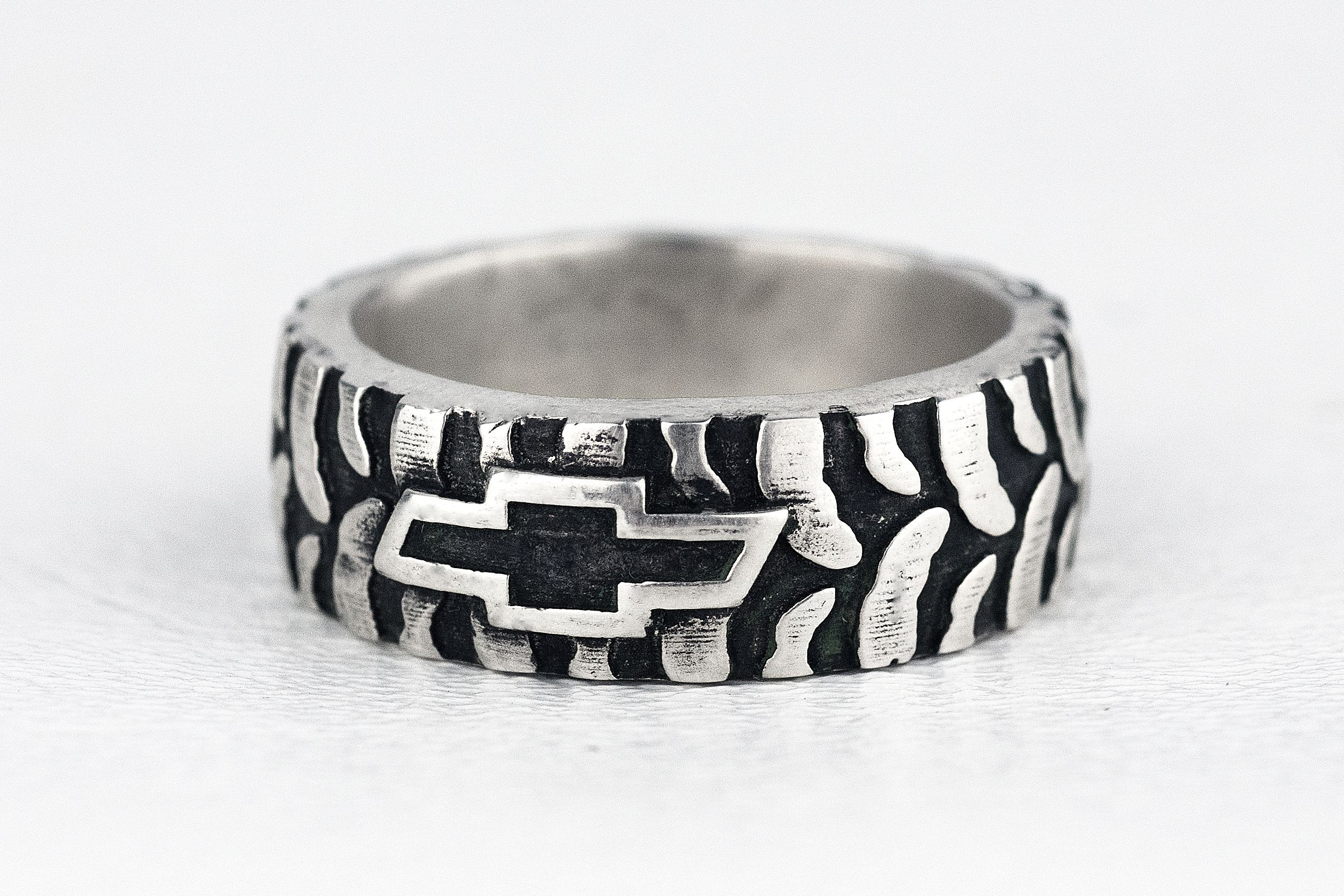 mud tire wedding rings tire tread wedding band Gallery of mud tire wedding rings