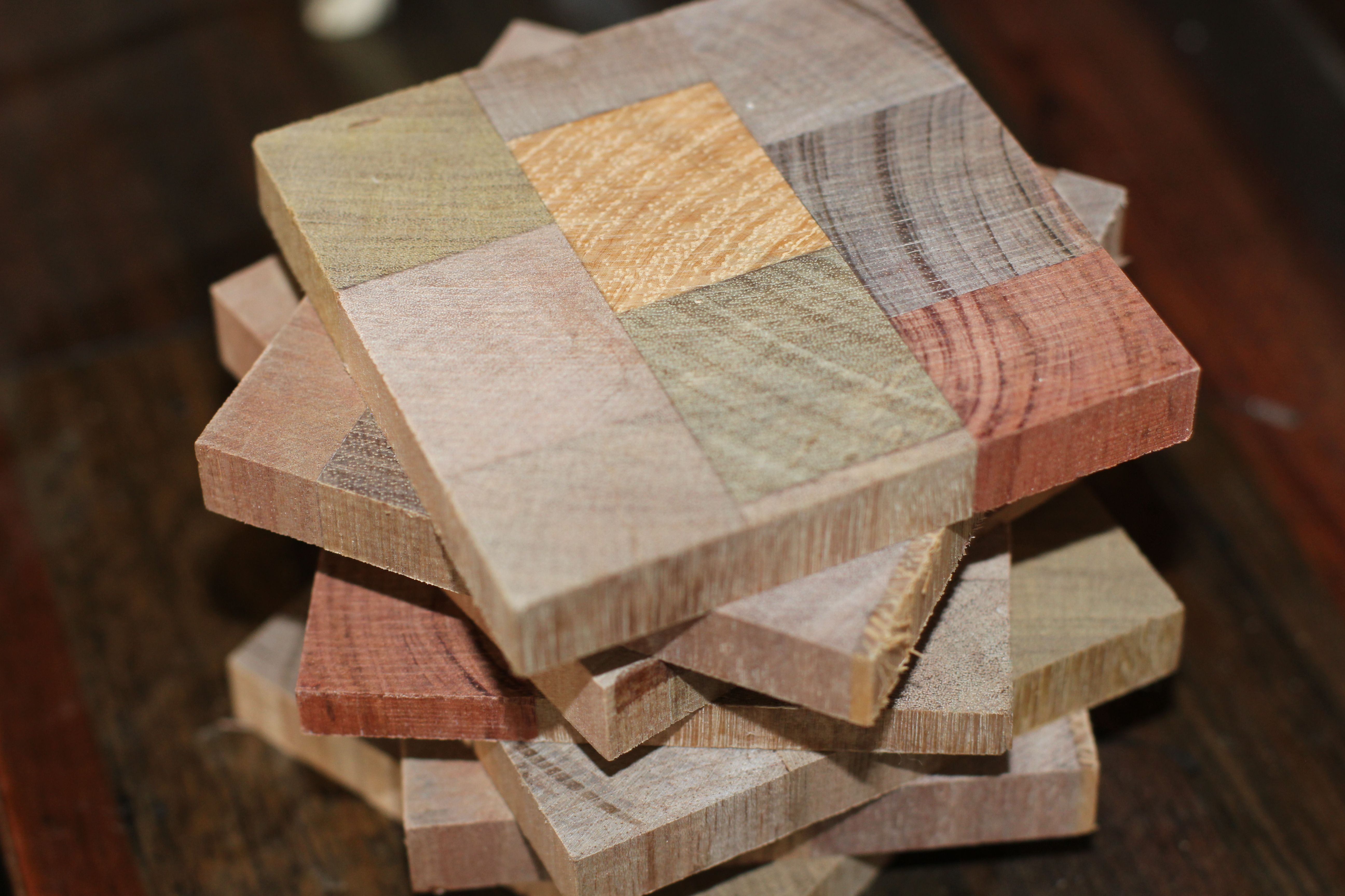 Where To Buy Coasters Buy A Handmade Reclaimed Wood Coasters Stained Or