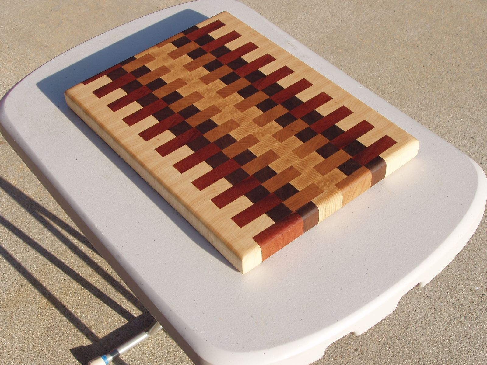 Different Types Of Cutting Boards Custom Zipper Type Cutting Boards By D C Woodcrafts