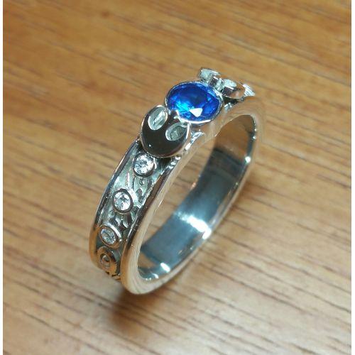 Medium Crop Of Star Wars Wedding Rings