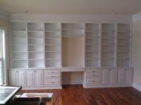 Handmade Built In Home Office by A-K Custom Interiors ...