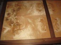 Handmade Myrtle Wood Custom Coffe Table . by Afc Inc ...