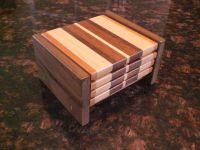Handmade Wood Coasters by Oceanside Woodworking Inc ...