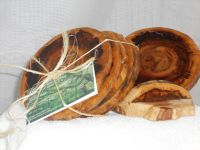 Hand Made Wooden Drinks Coasters Set Of Six by GHSchmidt ...