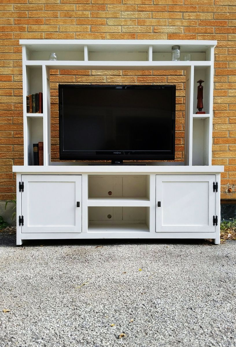 Modern Tv Stand Buy A Hand Made Barn Wood, Tv Stand, Media Console