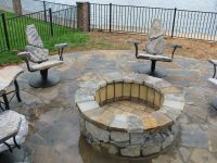 Hand Made Fire Pit Chairs by Stone 2 Furniture ...