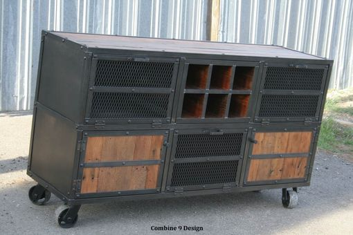 Industrial Media Console Buy A Hand Made Liquor Cabinet/ Bar Cart. Industrial